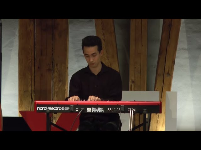 Dance and Piano Performance  | Aseo Friesacher, René Friesacher & Alexandra Dostal | TEDxTUWien