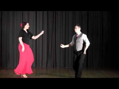 15   Ballroom Tango