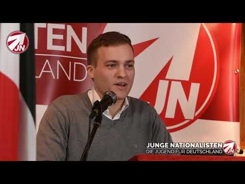 Lennart Schwarzbach - NPD Landesvorsitzender Hamburg