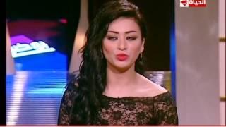 ملكة جمال تونس تشارك الليثي في تقديم حلقته (فيديو)