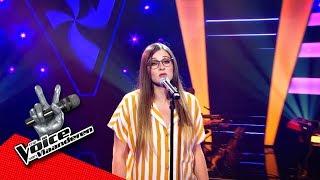 Ann - 'Piece By Piece' | Knockouts | The Voice Van Vlaanderen | VTM