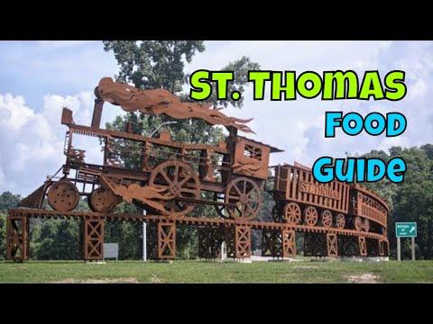 Taste of St. Thomas: 9 Stops   Elgin County   Ontario's Southwest