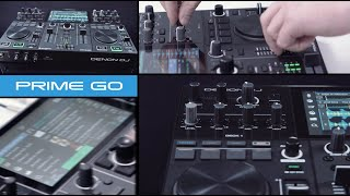 Denon DJ PRIME GO - Feature Overview