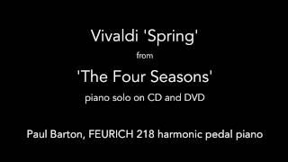 Vivaldi - Spring - The Four Seasons