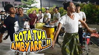 Kota Tua AMBYAR bersama Angklung Rama Wijaya