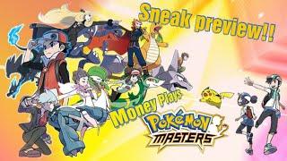 Money Plays: Pokémon Masters