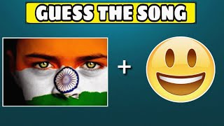 Guess The Song By EMOJI Challenge | Bollywood Hindi Songs Challenge!