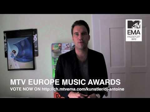 DJ Antoine   MTV Europe Music Awards   Vote Now!