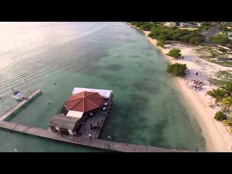 Kyle and Megan Clark Wedding in Aruba