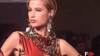 JEAN LOUIS SCHERRER  Spring Summer 1991 Paris - Fashion Channel
