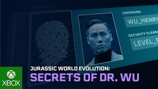 Jurassic World Evolution: Secrets of Dr Wu Out Now
