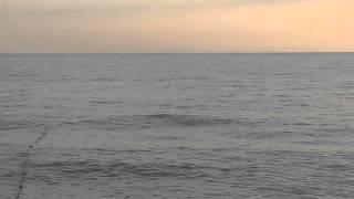 Лазаревское,ресторан ПРибой, вид на море(Море в Лазаревском, вид с балкона ресторана ПРибой, лето 2012., 2012-06-17T09:32:53.000Z)