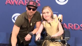 Country Star Kip Moore Makes Dream Come True for 15-Year-Old Girl in Wheelchair