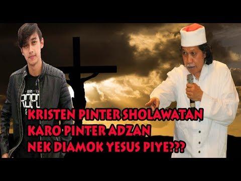 Cak Nun ~ Inilah Yang Di Khawatirkan Bangsa Eropa Tentang Peradaban Islam Di Tanah Jawa