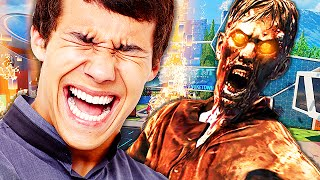 BLACK OPS 3 ZOMBIES ATTACK ON NUK3TOWN!! (Black Ops 3 Easter Egg/Funny Moments!)