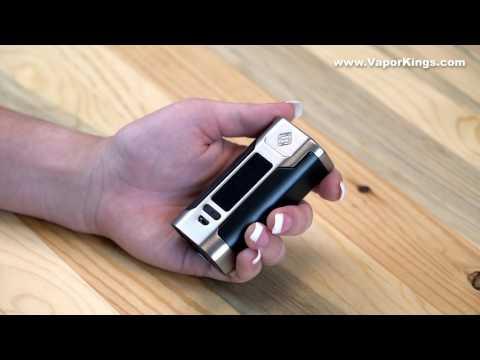 Wismec Predator 228 Watt Temp Control Box Mod | Vapor Kings Las Vegas Strip | Grand Bazaar Shops