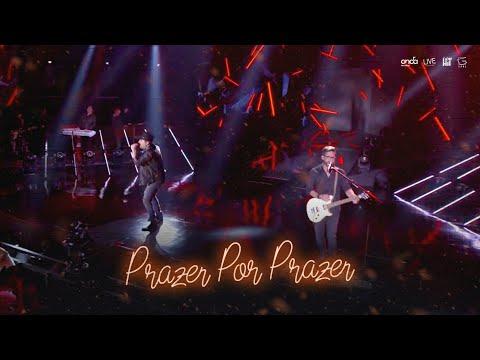 Edson & Hudson – Prazer Por Prazer (Letra)