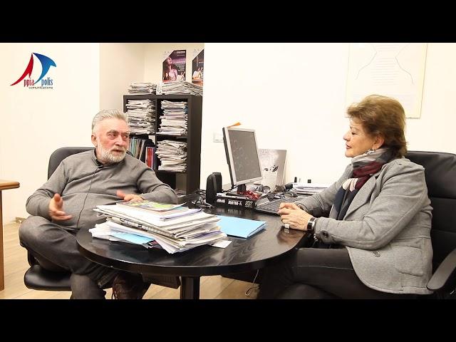 INTERVISTA AL CANDIDATO CGL F. P.  PASQUALE MANNA - APPIA POLIS