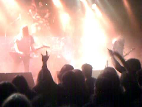 Amon Amarth - The Fall Through Ginnungagap, 30.12.2008,  Zeche Bochum