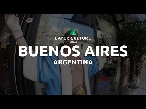 LIVING IN BUENOS AIRES - ARGENTINA 2015