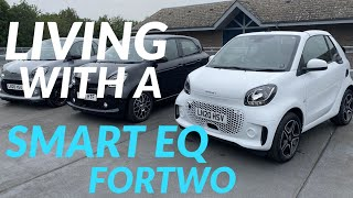 Living with a smart EQ fortwo | 2020 in-depth driving review