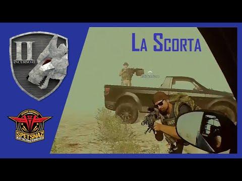 Arma 3 2RGT La Scorta 12/12/2016