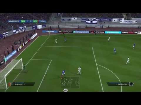 "FIFA Derbys #12 Italien: U.C. Sampdoria Genoa - Genoa C.F.C. (""Derby della Lanterna"")"