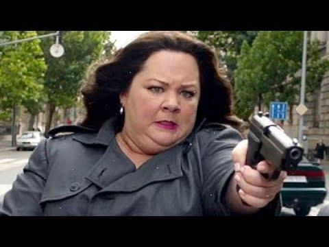 Spy 2015 Movie  Melissa McCarthy & Jason Statham