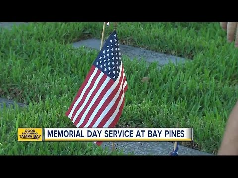 Tampa Bay - Local Memorial Day Weekend Events Honor The Fallen & Kick Off Summer