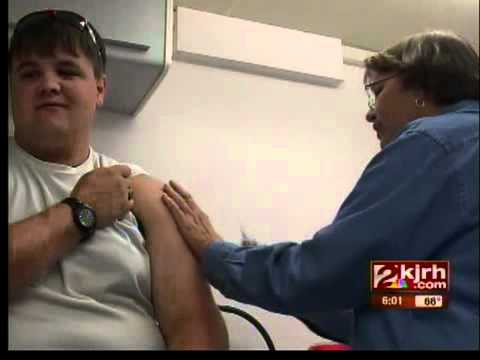 Whooping Cough vaccinations