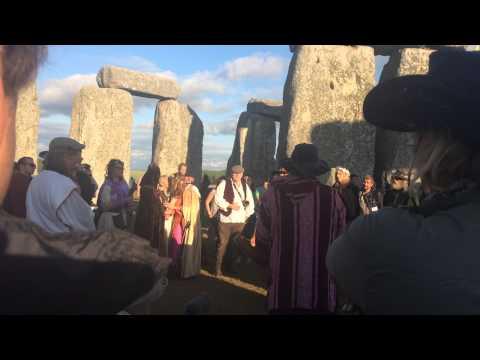 Stonehenge Summer Solstice Festival 2015