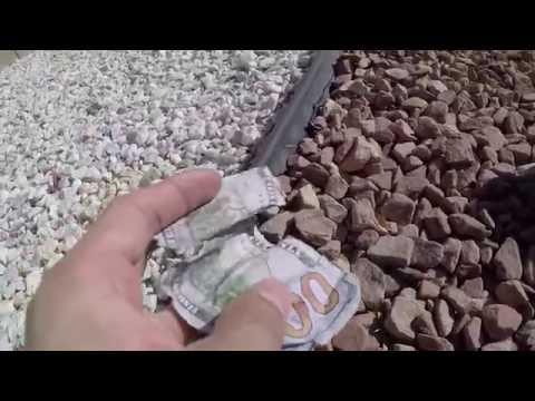 i Found 100 Dollar Bill