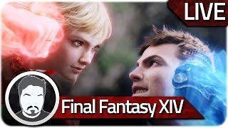 FFXIV - PRIMAL PONY FARMS! - STORMBLOOD HYPE - Final Fantasy XIV LIVE Play (PC)