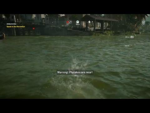 TauntingBatman Plays Assassin's Creed Origins
