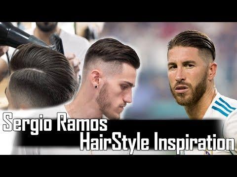 Sergio Ramos Hairstyle 2017   Haircut inspiration