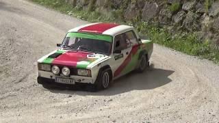 Austrian Rallye Legends 2018 Gattringer Martin-Kamauf Patricia