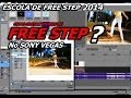 Escola De Free Step - Aula 3 Como Editar Videos De Free Step No Sony Vegas   ( 2014 ) video