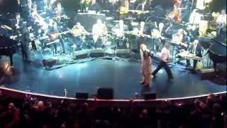 Concert El Gusto - Wahran El Bahia par Robert Castel  - Paris - Grand Rex 10 janvier 2012