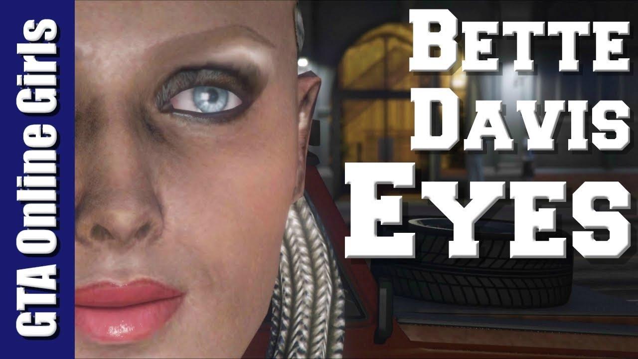 GTA Online Girls | Bette Davis Eyes (Rockstar Editor - GTA 5 Online)