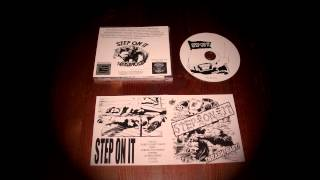 STEP ON IT - THRASH BABY (2009)   Flipped Up Records