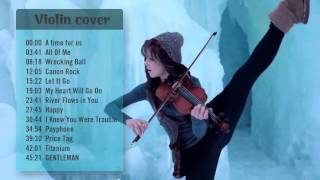 Violin Covers of Popular Songs