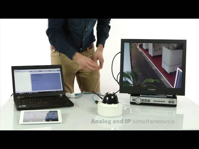 Bosch FLEXIDOME VR Kamera IP