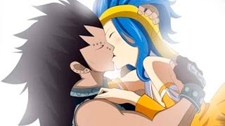 FAIRY TAIL 396: GAJEEL Y LEVI BESO フェアリーテイル Review