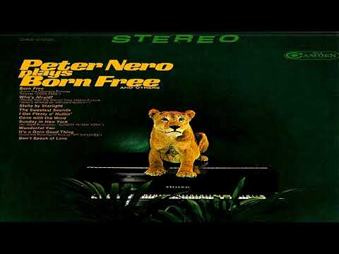 Peter Nero - Plays Born Free & Other Movie Themes GMB