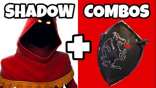 ✅ AMAZING COMBOS SKIN HIDDEN SHADOW FORTNITE CLOAKED SHADOW COMBOS BEST COMBOS TRYHARD FORTNITE