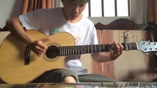Chân ngắn - Guitar solo (demo)