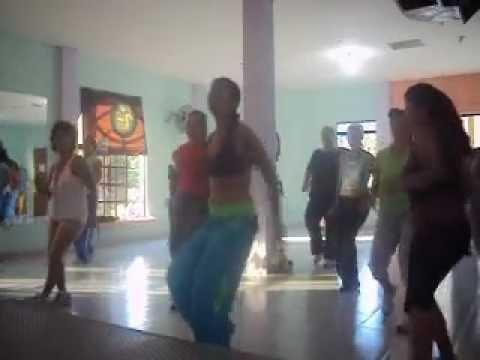 ZUMBA!!! con Aide ( Mar de emociones) Cumbia