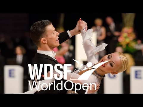 2017 World Open Standard Copenhagen | The Semi-Final Reel | DanceSport Total