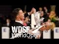 2017 World Open Standard Copenhagen   The Semi-Final Reel   DanceSport Total
