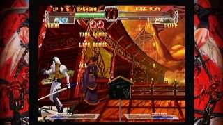 Guilty Gear X - Venom Arcade Ladder (PS2)